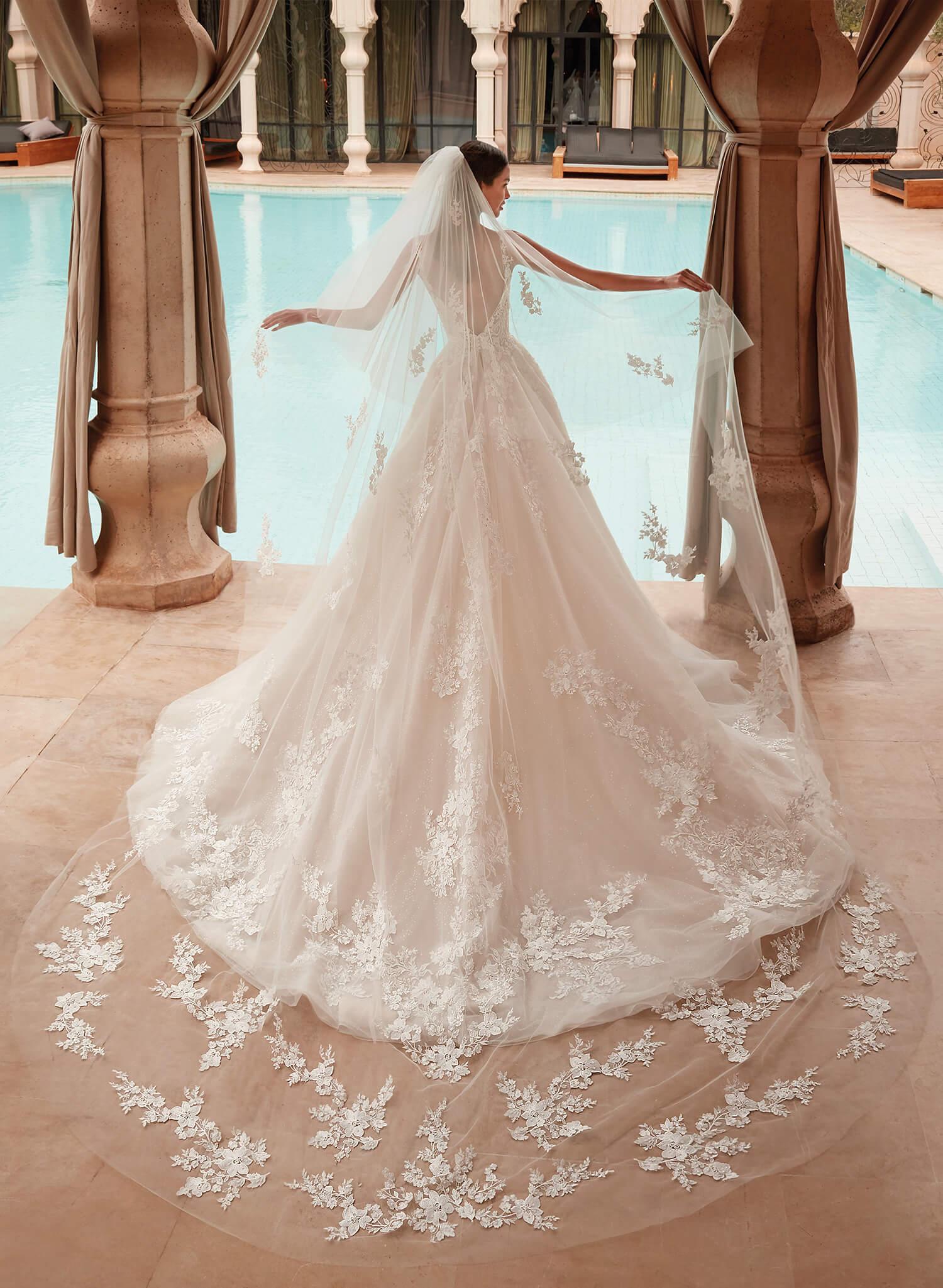 Булчинска рокля 1107